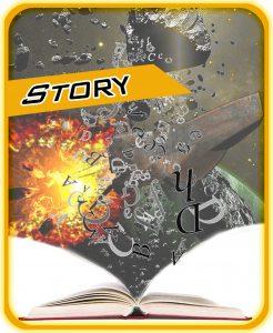 Carrés de sélection Story